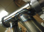 Head Tube Welding
