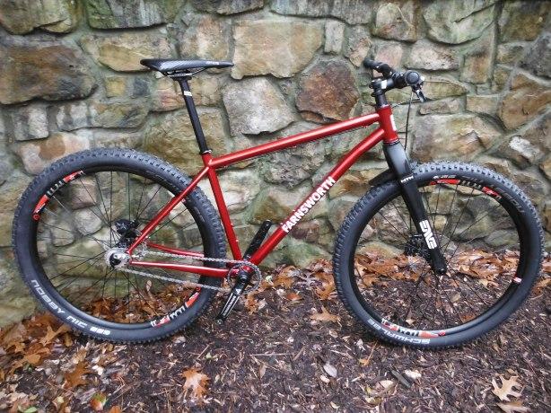 Roger's Bike